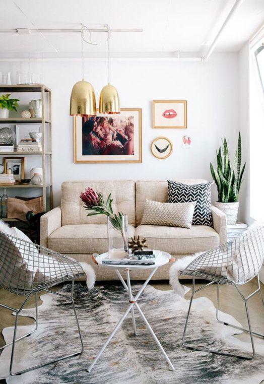 Small Flat Living Room Interior Design: Best 25+ Neutral Sofa Ideas On Pinterest