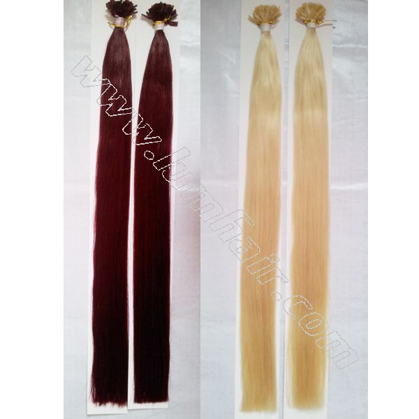 Choose Cold Fusion Hair Extensions from a wide range of pre bonded hair extensions.Available in I,U,V,Flat tip .Buy now at www.lumhair.com