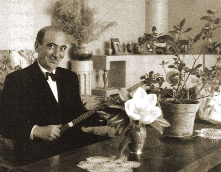 Abol Hasan Sabā (April 15, 1902 - December 19, 1957), (Persian: ابوالحسن صبا ) was a renowned Persian musician, composer, violinist, and setar player