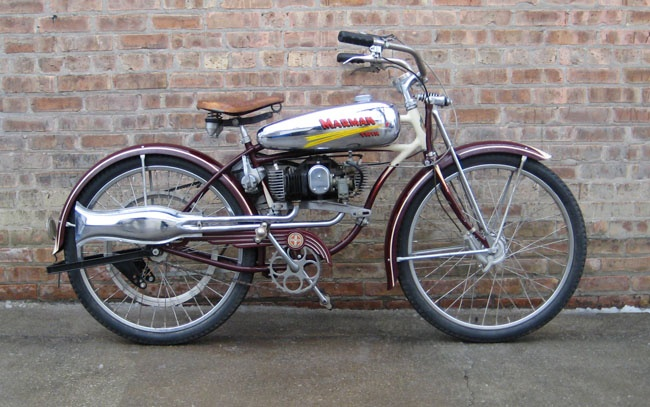1948 Marman twin designed by Zeppo Marx of the Marx Bros.