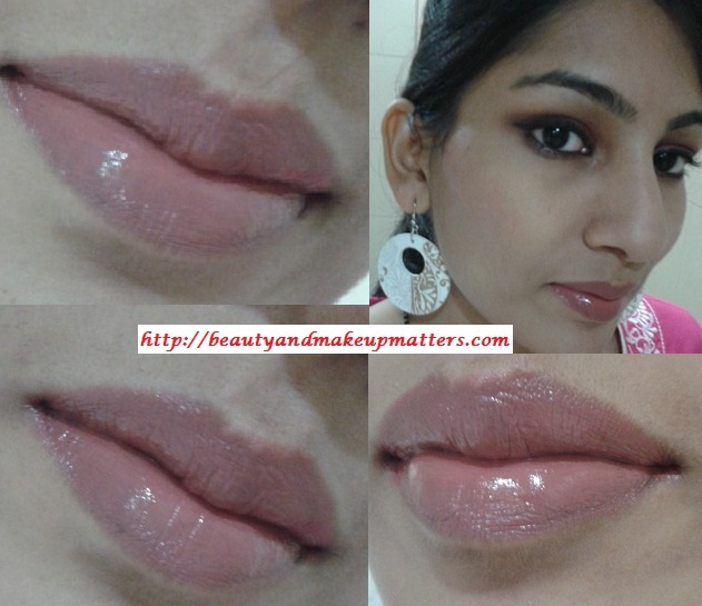 Revlon Colorburst lippy in Rosy Nude