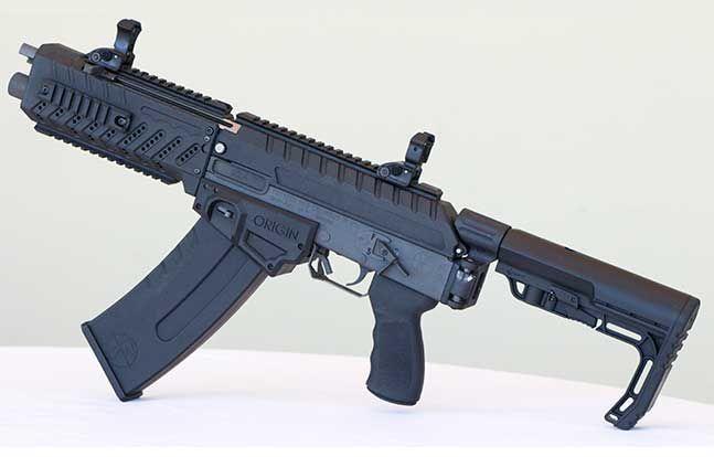 Sneak Peek: Fostech Arms' Origin 12-Gauge Shotgun