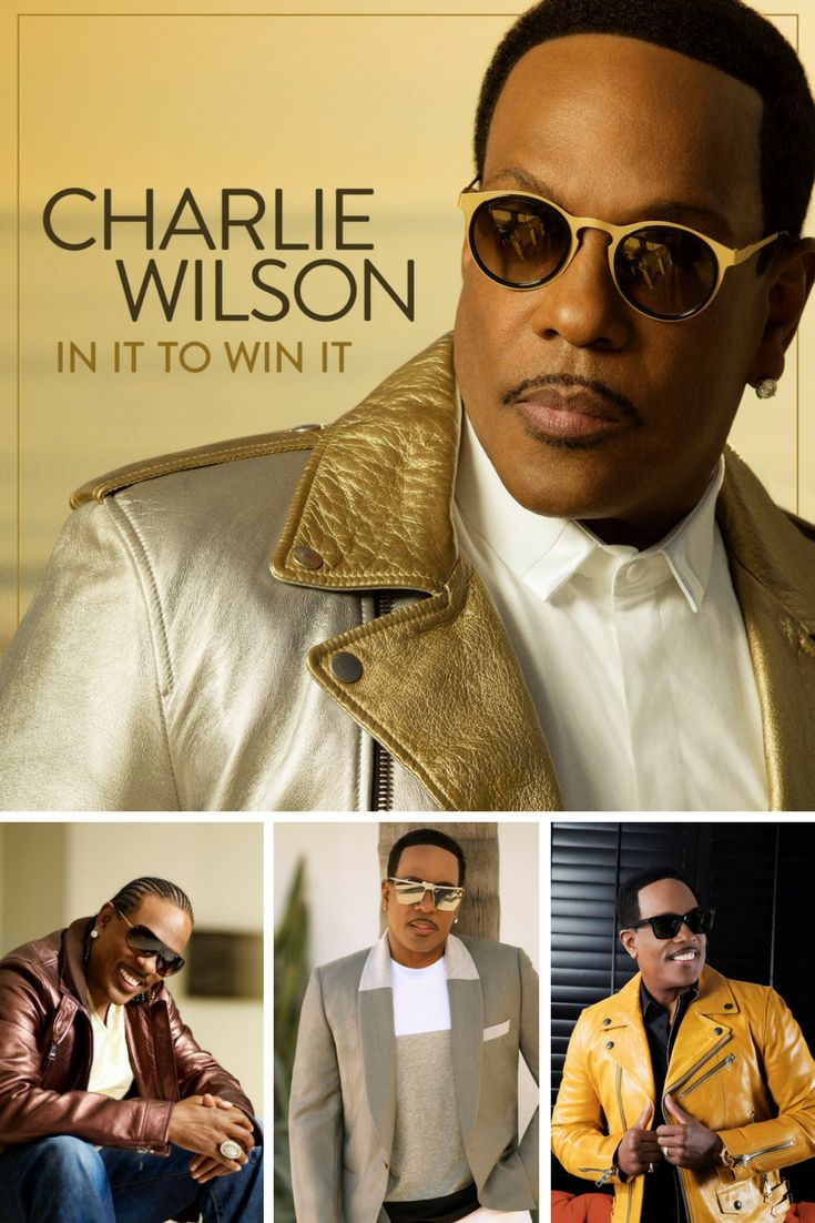 """Four-decades in the music business and counting, Uncle Charlie Wilson is back with a new album, """"In It To Win It"""" featuring musical guests Snoop Dogg, Pitbull, Robin Thicke, Wiz Khalifa and T.I.   #newmusicmonday #unclecharlie #InItToWinIt #CharlieWilson #music #itswhatwedo #renaeshomestyle #whereyouwannabe"""