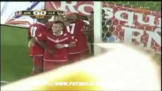 América de Cali 2-0 Llaneros (Antena 2 Cali) - Torneo Postobón 2013-II - Vìdeo Dailymotion