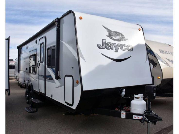 Model Used 2013 Jayco White Hawk 27DSRB Travel Trailer At Crestview RV