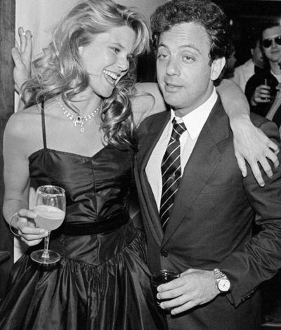 Christie Brinkley & Billy Joel