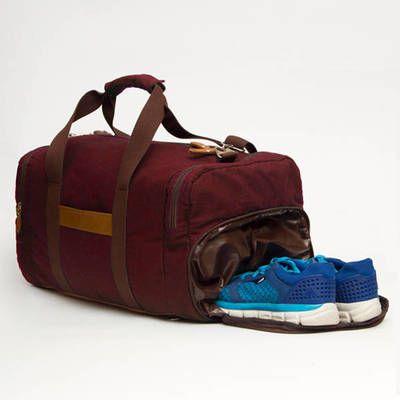 Stylish waterproof sport gym duffel training backpack workout bag - artsivaris