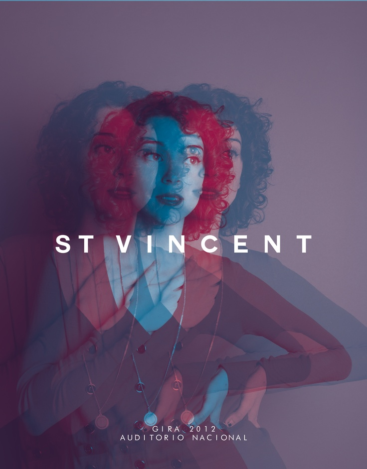 """because I love St. Vincent...and because this might be an possible style for the """"Friends of Dillon Music""""/famous musician photos?"""