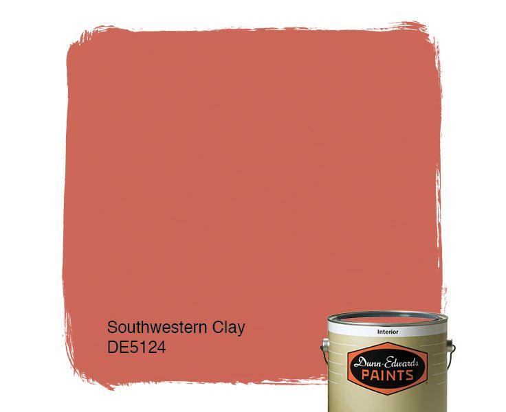 269 best southwestern decor images on pinterest color for Orange paint samples