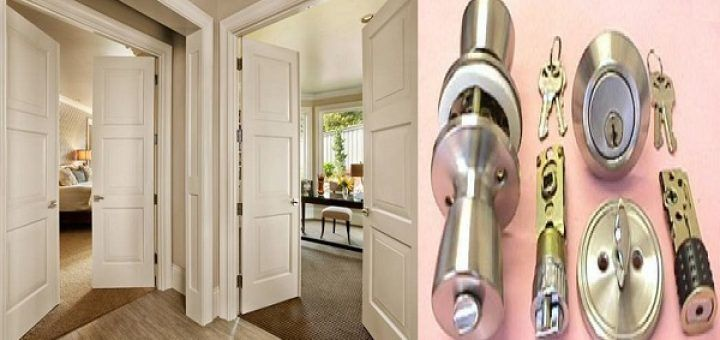 Mobile Home Door Knobs