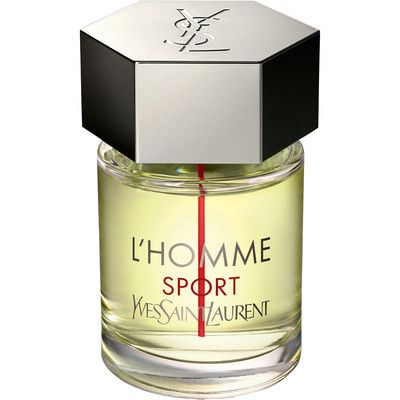 "L'Homme Sport, the new fragrance by Yves Saint Laurent for the man striving for extreme sensations and freedom. Unrivaled and daring, this new fragrance reconciles freshness and intensity. The freshness of bergamot and aldehydes expresses its texturized facets on the skin, both incisive and refined. Like a rush of adrenalin, the pulsating heart of Cardamom and Elemi Oil is warmed up with Cedar and the power of an ultra-sensual note: ""AmberXtreme""."