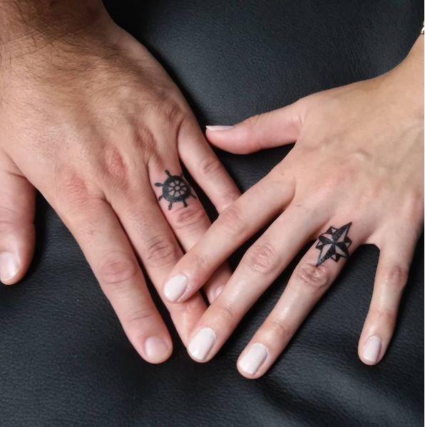 121 best Compass Tattoos images on Pinterest | Tattoo ...
