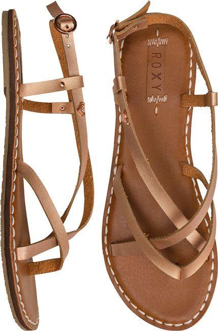 Roxy Chickadee Multistrap sandal. http://www.swell.com/New-Arrivals-Womens/ROXY-CHICKADEE-MULTI-STRAP-SANDAL?cs=RO
