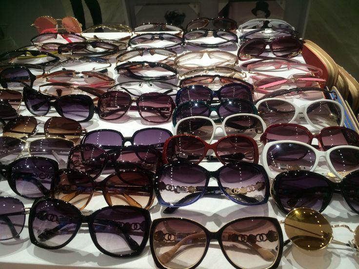 Gafas almacén