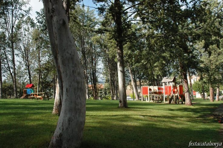 #Tremp Parci Jardins - Parc del Pinell