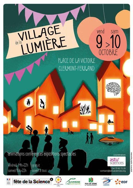 Journal - Village de la lumière | Culture Scientifique Auvergne