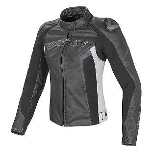 Dainese Racing D1 Women's Leather Jacket. Motorcycle GearLeather Motorcycle  JacketsWomen ...