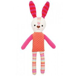 Micky & Stevie Pink Rabbit