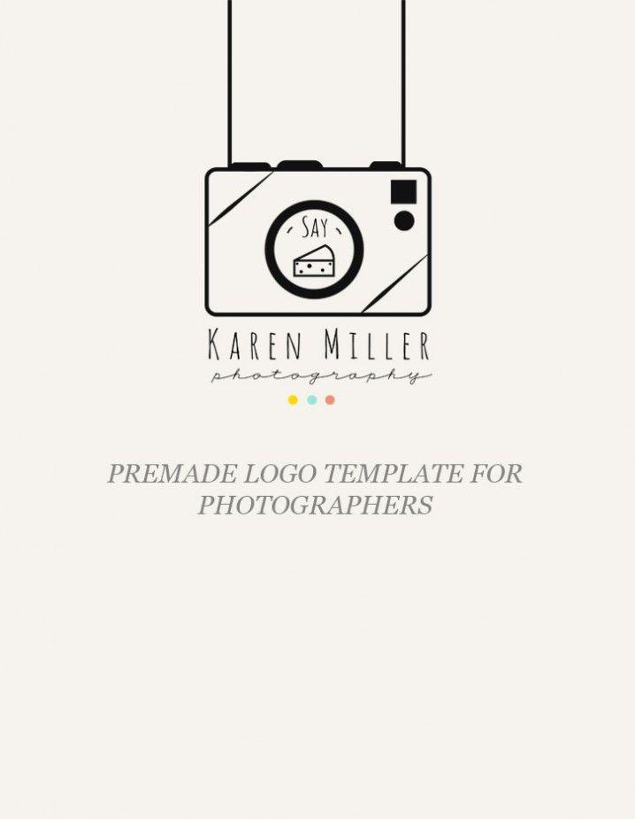 Pre-made #logo template for #Photographers http://buff.ly/ZFJXLT #photography #buylogo #logotemplate #branding