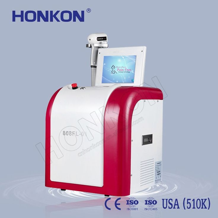 honkon 808nm diode laser and ipl hair removal machine