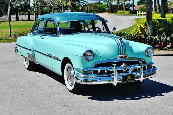 1951 Pontiac..Re-pin Brought to you by agents at #HouseofInsurance in #EugeneOregon for #LowCostInsurance