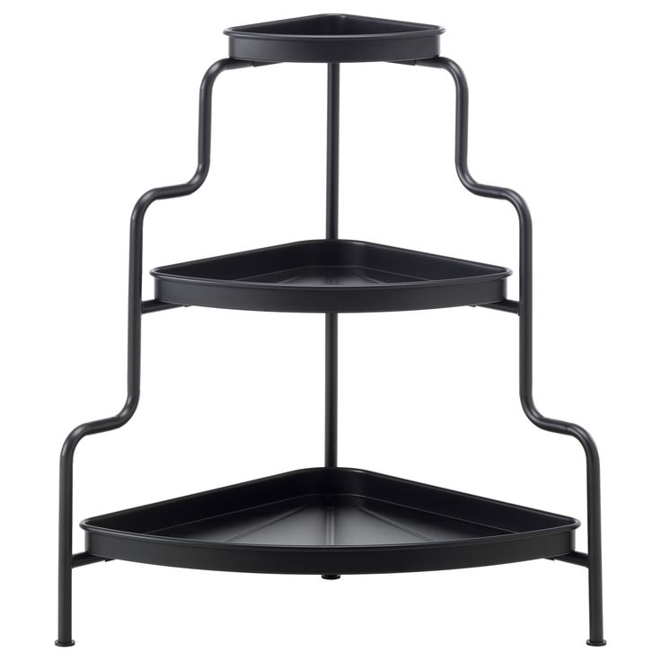 IKEA - SOCKER, Plant stand, A plant stand makes it possible to decorate with plants everywhere in the home.