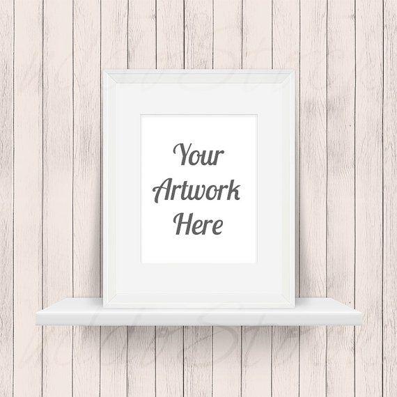 35 best Digital Mockup Frame for Prints / Poster / Artwork images on ...