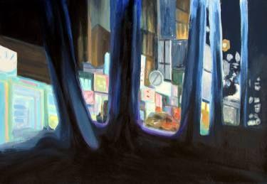 "Saatchi Art Artist Wojtek Herman; Painting, ""Hsinchu"" #art"