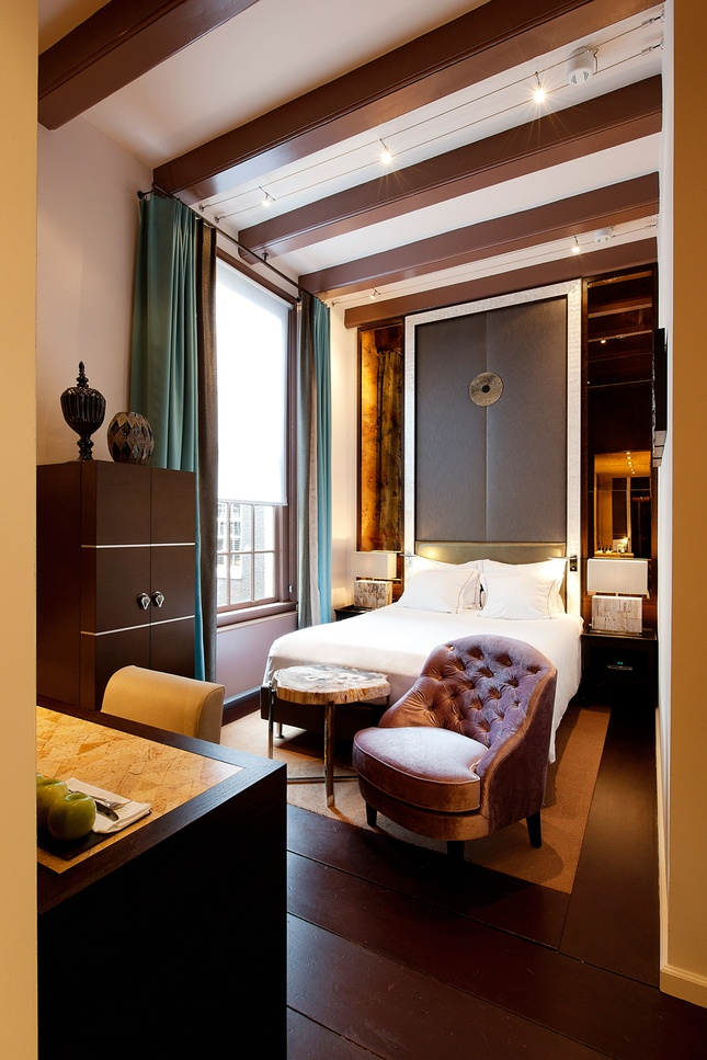 The Dylan Hotel in Amsterdam - Loxura Suite - What happens in Amsterdam is happening!