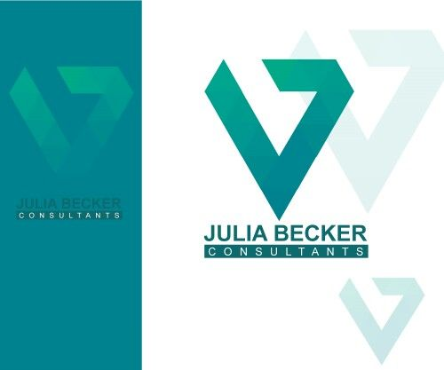 Julia Becker Logo #fld