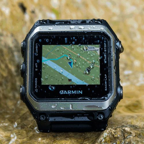 Garmin epix - outdoor smartwatch with mapping features