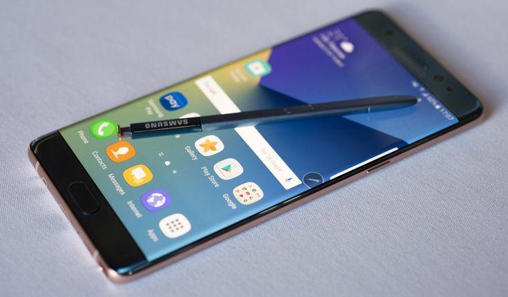 El Galaxy Note7 no llevará más las baterías Samsung SDI - http://www.androidsis.com/el-galaxy-note7-no-llevara-mas-las-baterias-samsung-sdi/
