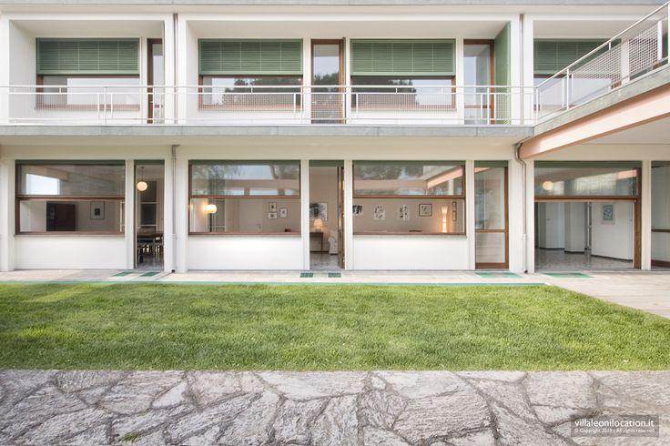 Villa Leoni | Ossuccio #lakecomoville