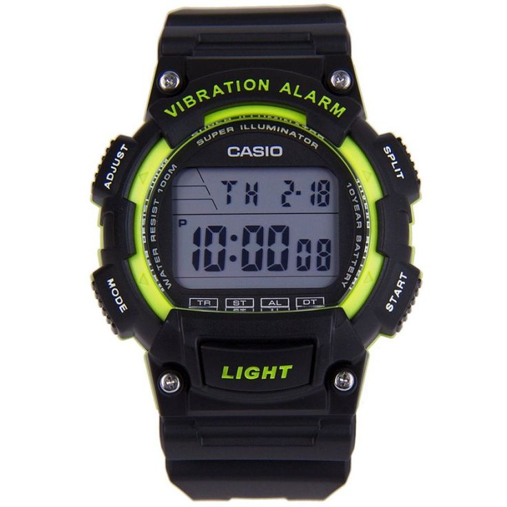 Reloj Casio Hombre W-736H-3AVEF. Reloj Casio para hombre
