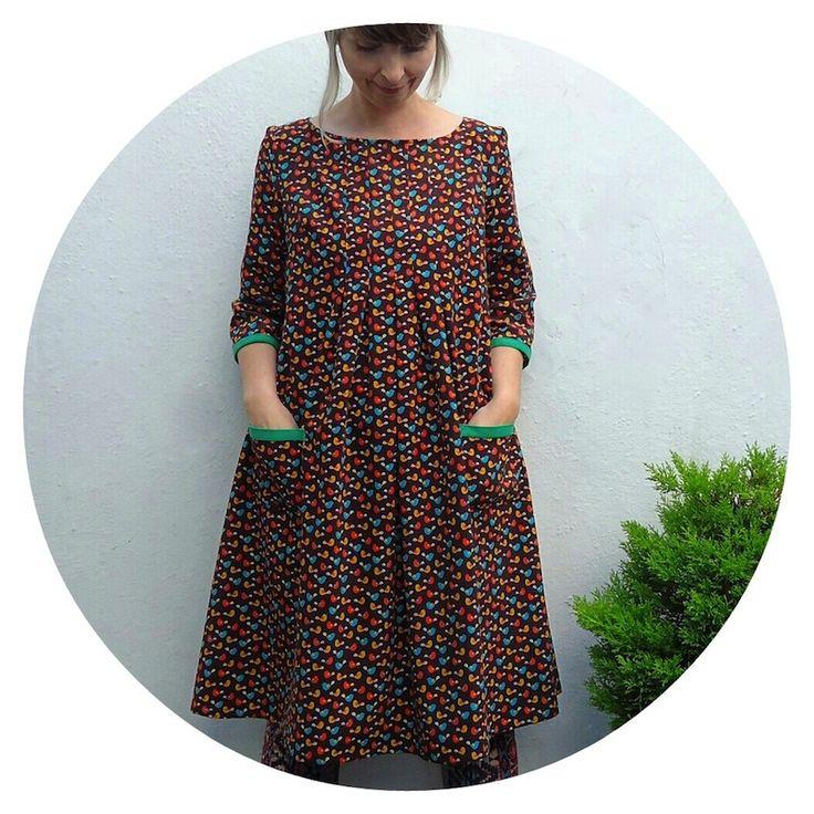 Elfish Sewing: Stylish Dress Book 1 - Dress E