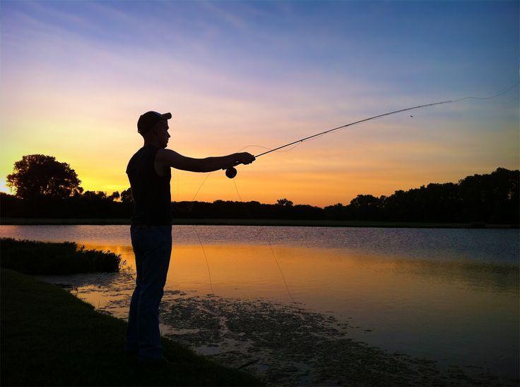 #CallawayGardens offers a Fly Fishing school where you can capture a beautiful…