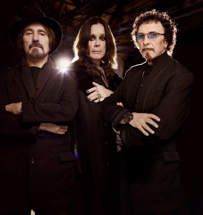 [News] Black Sabbath Confirm Full North American Tour= Shoreline august 26. We cant wait!!!!