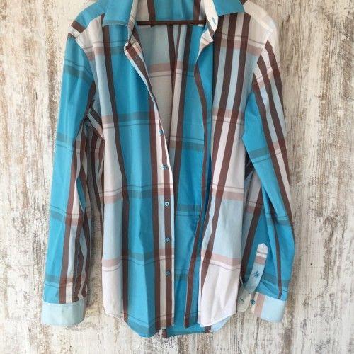 Nara Camicie - Italian shirt /  košeľa / ing