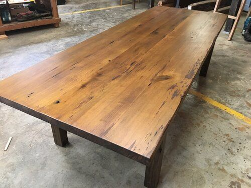 Blog Table Farm Table Rustic Dining Table