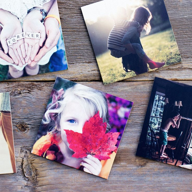 Instagram Prints on Wood | Your Photo Printed on Wood | Photos on Wood | Wood Photo Print | Photo Collage