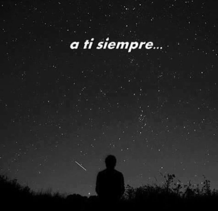 A ti siempre...