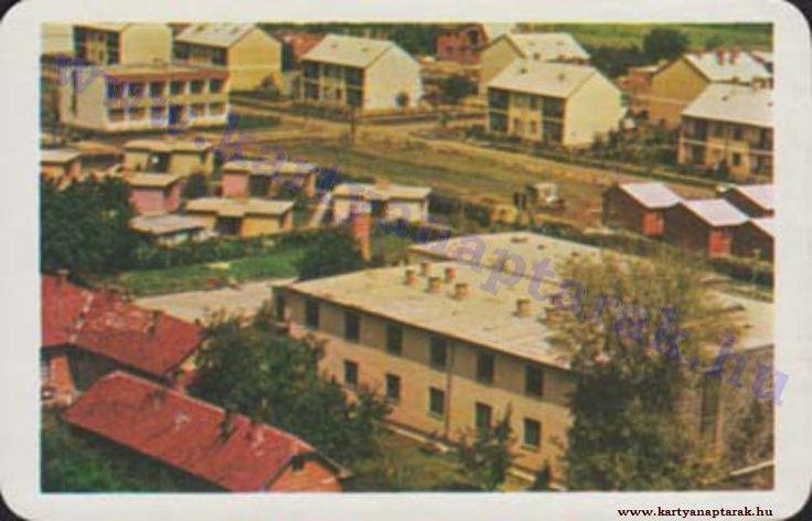 1976 - 1976_0821 - Régi magyar kártyanaptárak