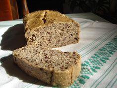 """Reformnasik: Szezámmagos paleo """"kenyér"""""""
