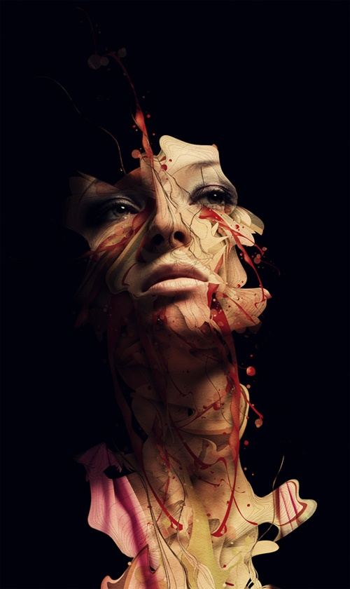 Amazing Illustrations by Alberto Seveso