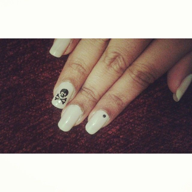 https://www.instagram.com/explore/tags/qteanails/ Pirates of the Caribbean... #qteanails  #nailart