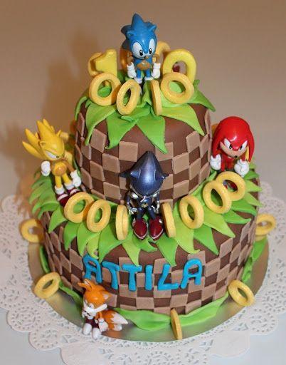 813- Sonic taart figuren.JPG