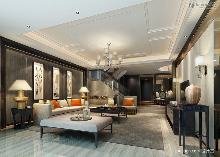decorative ceiling ideas Gypsum Board ceiling decoration living - decoration living room
