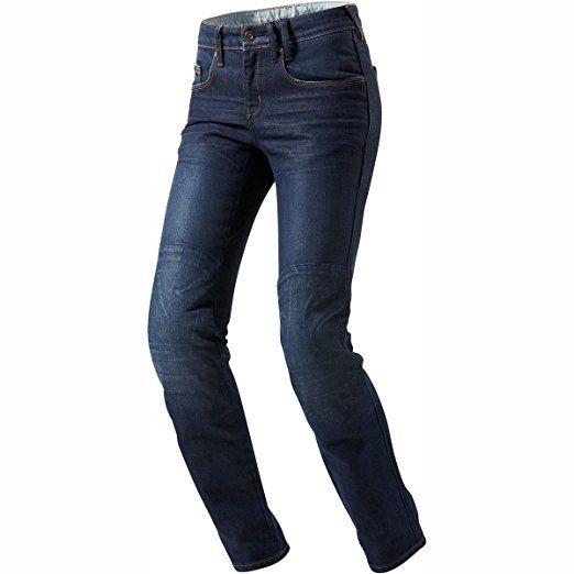 Revit Motorrad Jeans Madison Damen, Größen 34/32