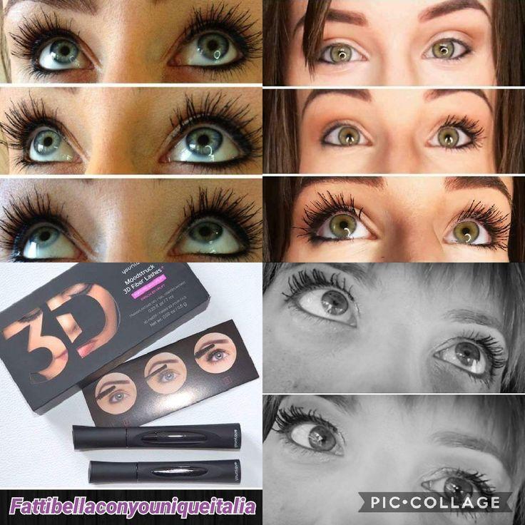 😍😍😍Mascara 3D effetto Ciglia finte!!!! ✔Il primo prodotto che ho provato con l arrivo del mio kit da consulente!!! ❤❤Ed è favoloso!!!❤❤ 🔝🔝 Non è un semplice mascara ma è un kit che oltre a dare l effetto Ciglia finte va a nutrire le proprio ciglia!!! ✌✌ NON NE POSSO PIÙ FARE A MENO!!!! Chiedimi info!!! #younique #mascara #3D #occhi #eyes #ciglia #cigliafinte