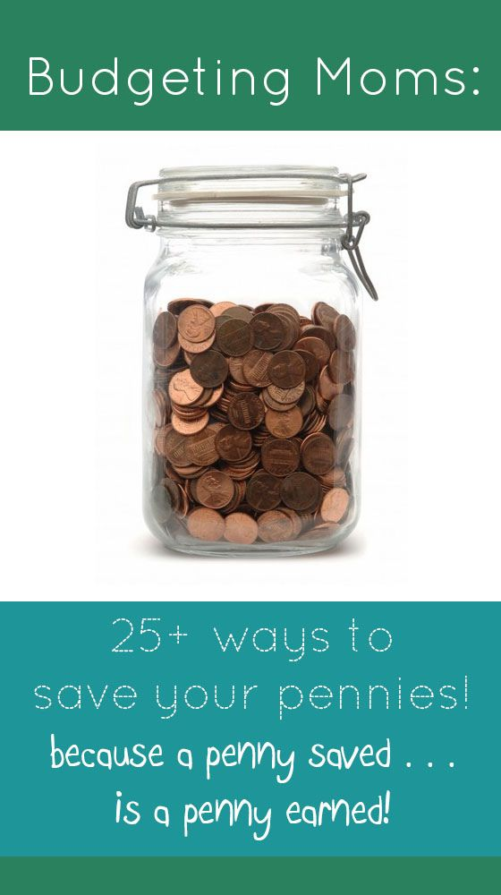 A Penny Saved . . . 25+ ways or budget-conscious parents to save money with kids/family // writing chapter three